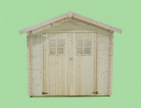 Domki narzędziowe, grubość ścian 19 mm