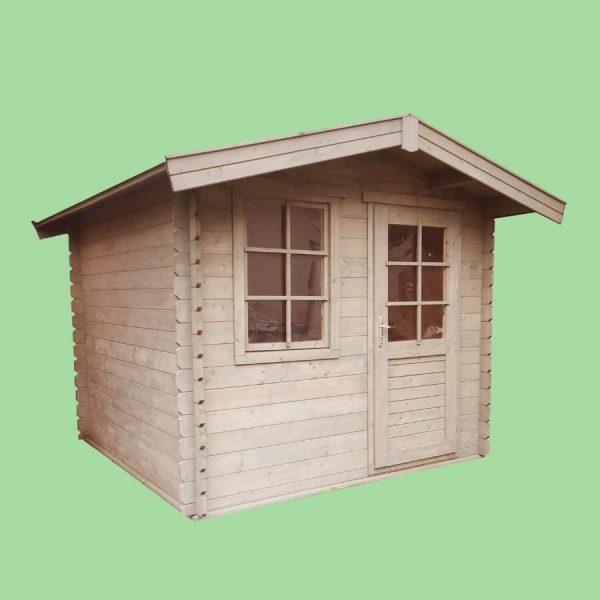 Domek ogrodowy 15730-P 2,64×2,64×2,38h