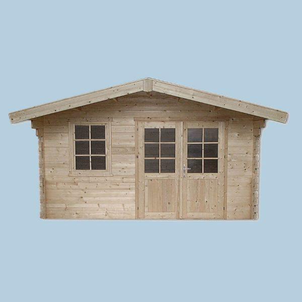 Domek ogrodowy 15760-P 4,14×3,54×2,51h