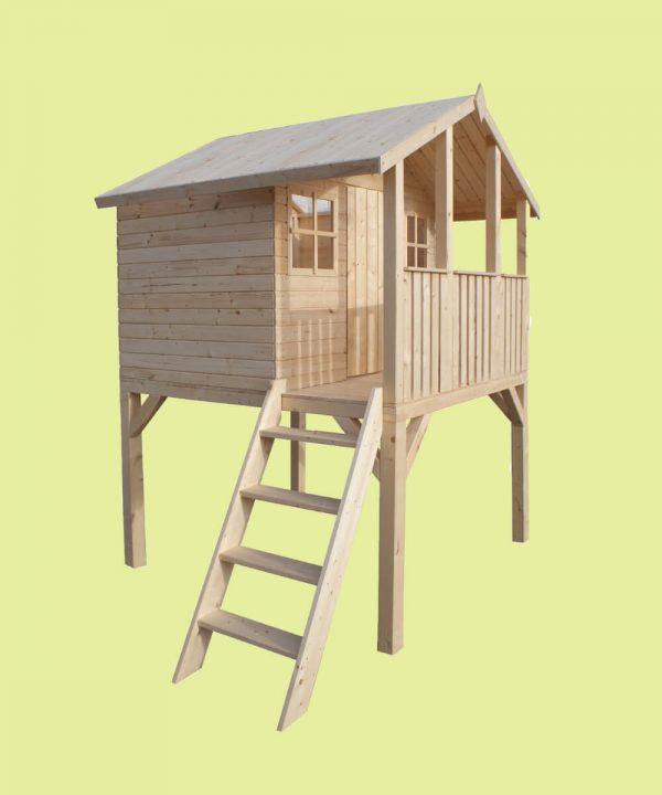 Domek dla dzieci 1,98×1,8×2,81h