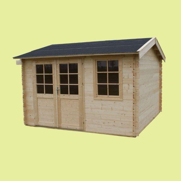 Domek 15660-P 4,14×3,54×2,57h